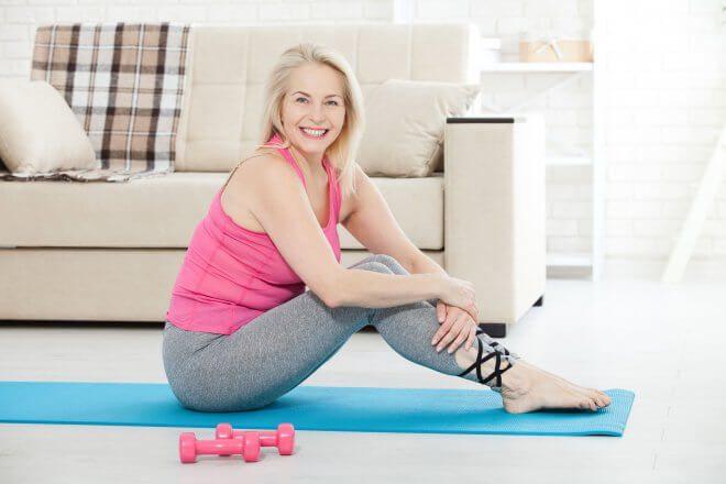 Tycie po 50, czyli jak nie utyć po menopauzie?