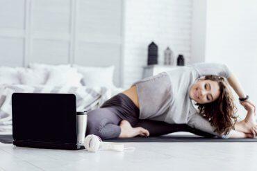 Ćwiczenia na dolegliwości miesiączkowe