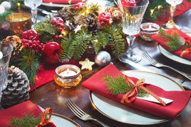 Pułapki świątecznego szaleństwa przy stole