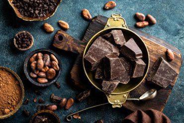 Zdrowie w tabliczce czekolady