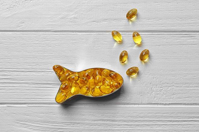 Olej z ryb dobry dla serca